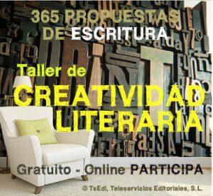 taller de creatividad literaria online